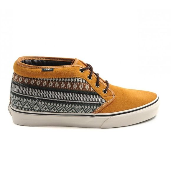 "Rare Vans ""Nordic"" Chukka Knit Boot CA Sneakers"